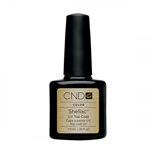 CND Shellac Top Coat 7,3мл