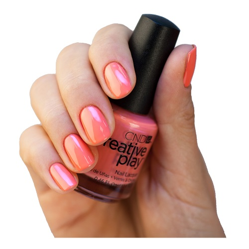 CND Creative Play # 405 (Jammin Salmon) 13,6 мл.