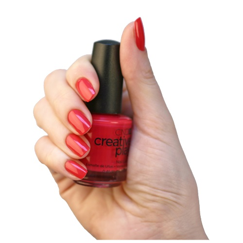 CND Creative Play # 411 (Well Red) 13,6 мл.