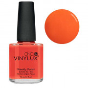 Лак CND Vinylux Electric Orange #112