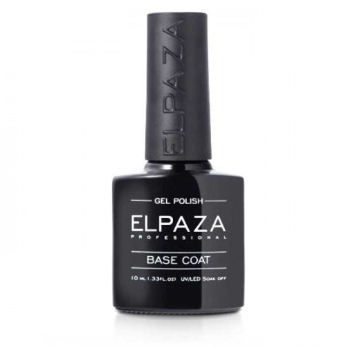 База для гель-лака BASE COAT ELPAZA (10 мл.)