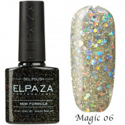 Гель-лак ELPAZA MAGIC STARS №6-Алмаз
