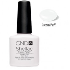 CND Shellac # 001 (Cream Puff) 7,3мл