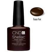 CND Shellac # 046 (Faux Fur) 7,3 мл