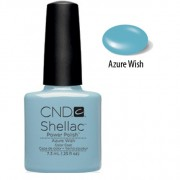 CND Shellac # 055 (Azure Wish) 7,3 мл