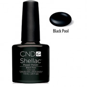 CND Shellac # 018 (Black Pool) 7,3 мл