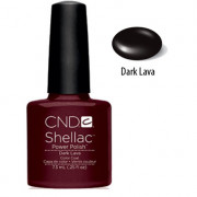 CND Shellac # 037 (Dark Lava) 7,3 мл