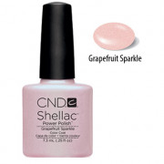 CND Shellac # 057 (Grapefruit Sparkle) 7,3 мл