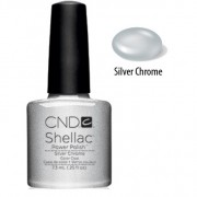 CND Shellac # 032 (Silver Chrome) 7,3 мл