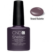 CND Shellac # 045 (Vexed Violette) 7,3 мл