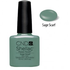 CND Shellac Open Road # 045 S (Sage Scarf) 7,3 мл