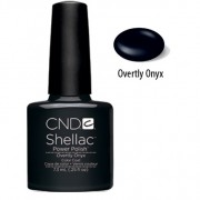 CND Shellac # 049 (Overtly Onyx) 7,3 мл