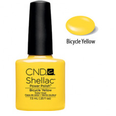 CND Shellac Paradise # 90513 (Bicycle Yellow) 7,3 мл