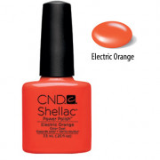 CND Shellac Paradise # 90514 (Electric Orange), 7,3 мл