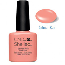 CND Shellac Flora & Fauna  # 90783 (Salmon Run) 7,3 мл