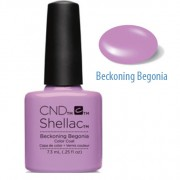 CND Shellac Garden Muse # 90797 (Beckoning Begonia) 7,3 мл