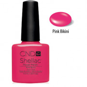 CND Shellac Summer Splash # 044 L (Pink Bikini) 7,3 мл