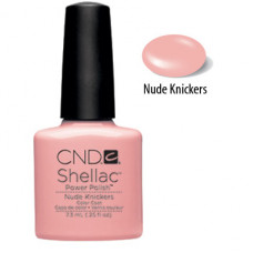 CND Shellac Intimates # 085 (Nude Knickers), 7,3 мл
