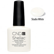 CND Shellac # 026 (Studio White) 7,3 мл