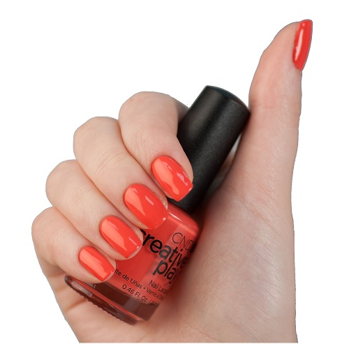 CND Creative Play # 410 (Coral Me Later) 13,6 мл.