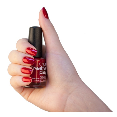 CND Creative Play # 415 (Crimson Like It Hot) 13,6 мл.