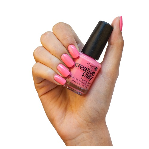 CND Creative Play # 404 (Oh Flamingo) 13,6 мл.