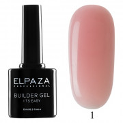 Гель Builder Gel It's Easy №1 (15 гр.) ELPAZA