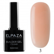 Гель Builder Gel It's Easy №3 (15 гр.) ELPAZA