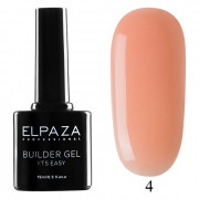 Гель Builder Gel It's Easy №4 (15 гр.) ELPAZA