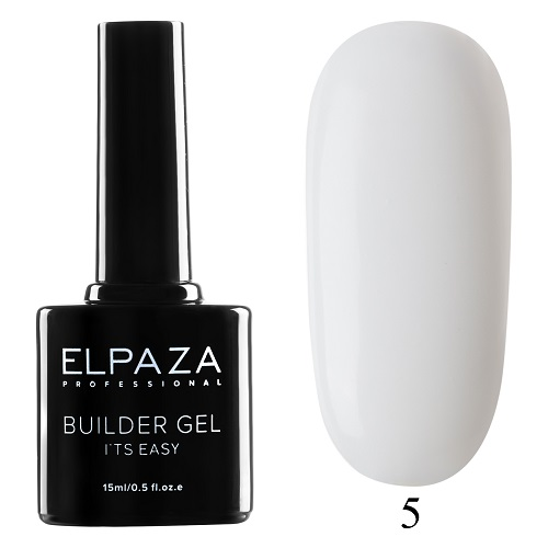 Гель Builder Gel It's Easy №5 (15 гр.) ELPAZA