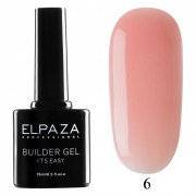 Гель Builder Gel It's Easy №6 (15 гр.) ELPAZA