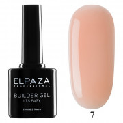 Гель Builder Gel It's Easy №7 (15 гр.) ELPAZA
