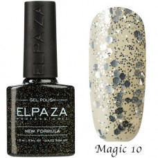 Гель-лак ELPAZA MAGIC STARS №10-Россыпь звезд