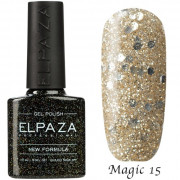 Гель-лак ELPAZA MAGIC STARS №15-Газировка