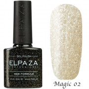 Гель-лак ELPAZA MAGIC STARS №2-Лапландия
