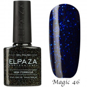 Гель-лак ELPAZA MAGIC STARS №46-Танзанит