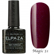 Гель-лак ELPAZA MAGIC STARS №51-Достояние