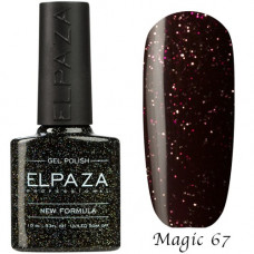 Гель-лак ELPAZA MAGIC STARS №67-Бруклин